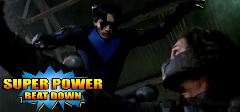 Asa Noturna Vs. Soldado Invernal - Super Power Beat Down - Episódio 19