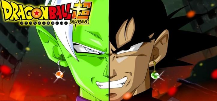 Black e Zamasu nos spoilers do episódio 57 e 58 de Dragon Ball Siuper