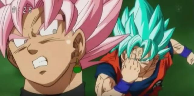Goku Vs. Black Episódio 58