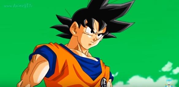 Goku se recupera (Dragon Ball Z - Ressurection F - Especial do Futuro do Trunks)
