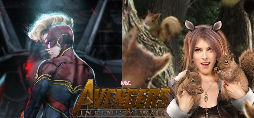Irmãos Russo falam sobre Capitã Marvel e Garota Esquilo em Vingadores - Guerra Infinita