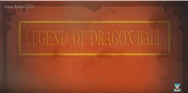 Legend of Dragon Ball (Dragon Ball Z - Ressurection F - Especial do Futuro do Trunks)