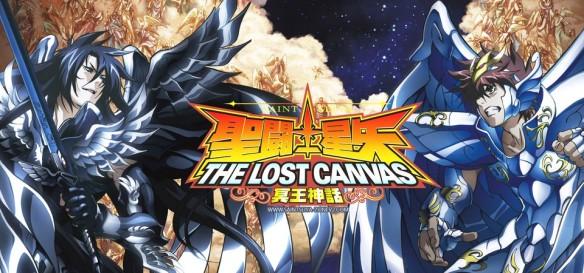 Animes que mereciam um final - Saint Seiya - The Lost Canvas
