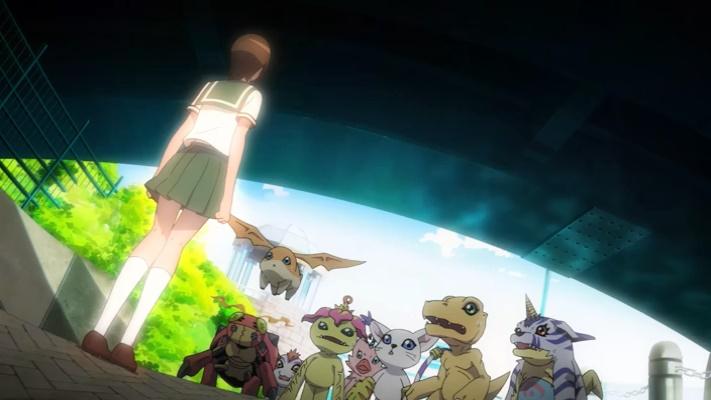 A mensagem de Karin (Digimon Adventure tri - Episódio 11)