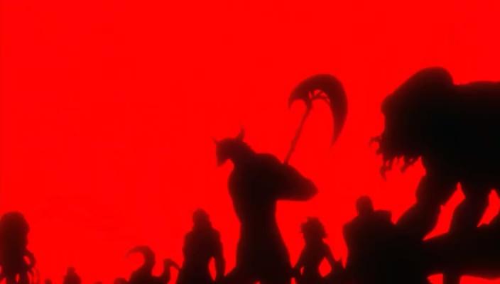 Jikkai, os mais fortes do clã dos demônios (Nanatsu no Taizai - Episódio 04)