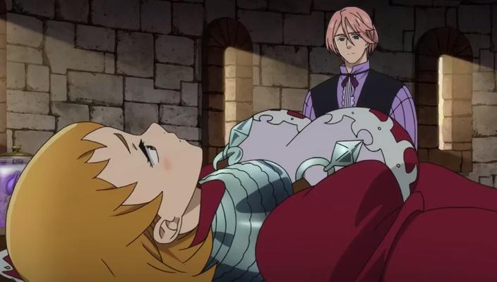 Nanatsu No Taizai: Episódio 04 – O Sonho de uma Jovem Garota