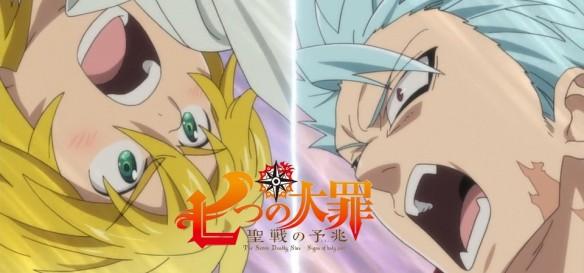 Nanatsu no Taizai Seisen no Shirushi - Episódio 02 - Review
