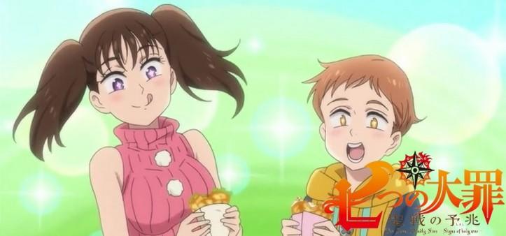 Nanatsu no Taizai - Seisen no Shirushi - Episódio 03: Review