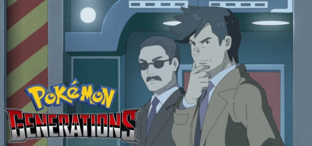 Pokemon Generations - Episódio 02 - The Chase