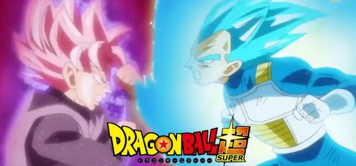 Dragon Ball Super - Vegeta Vs. Black e Spoilers do Episódio 63