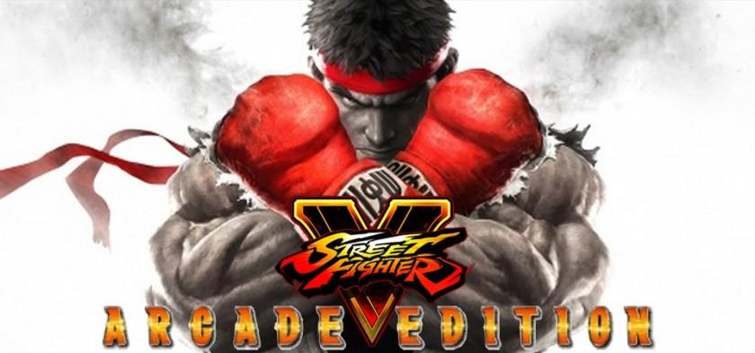 Jogos que queremos que sejam anunciados - Super Street Fighter V - Arcade Edition