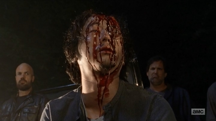 Morte do Glenn (The Walking Dead - S07E01)