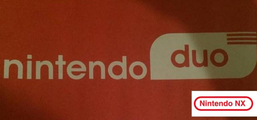 Nintendo Duo pode ser o nome oficial do Nintendo NX