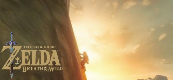 Novo trailer de The Legend of Zelda - Breath of the Wild antes do anúncio do Nintendo NX