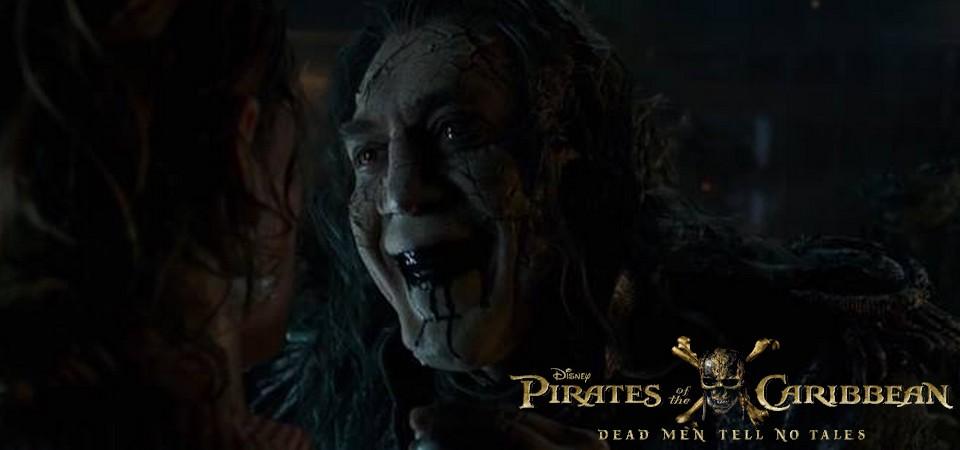 Piratas do Caribe - A Vingança de Salazar: Teaser Trailer