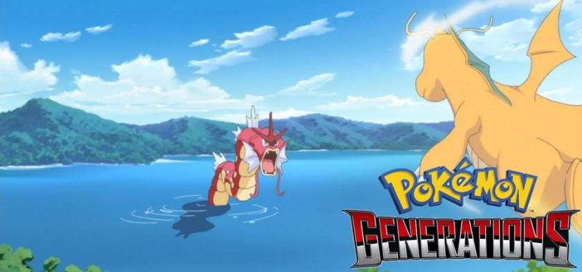 Pokemon Generations - Episódio 04 - The Lake of Rage
