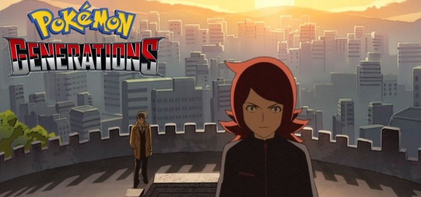 Pokemon Generations - Episódio 05 - The Legacy