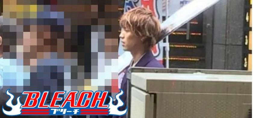 Primeiras fotos do set de Bleach Live Action revelam Ichigo