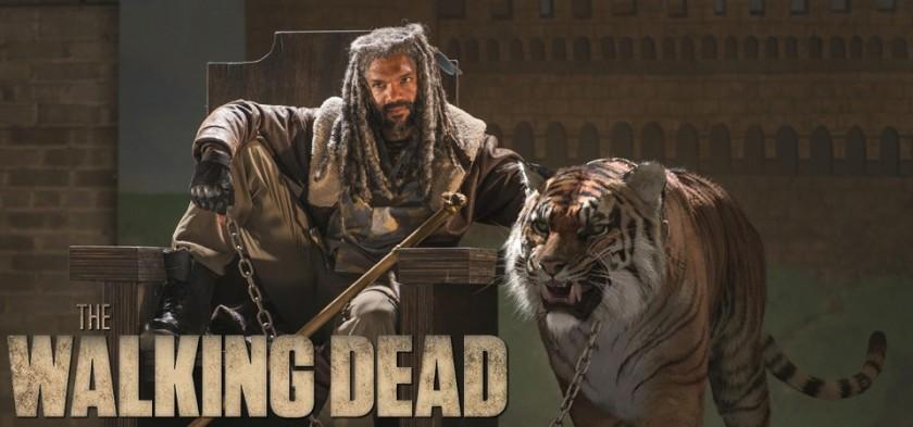 The Walking Dead - Rei Ezequiel e os spoilers do S07E02