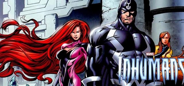 Anuciada série dos Inumanos na ABC pela Marvel