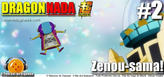 Dragon Nada #2 - Zen´ou-sama