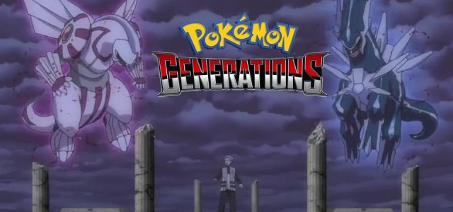 Pokemon Generations - Episódio 11 - The New World