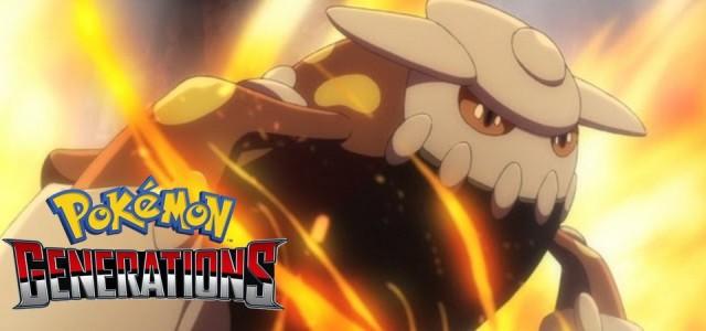 Pokemon Generations - Episódio 12 - The Magma