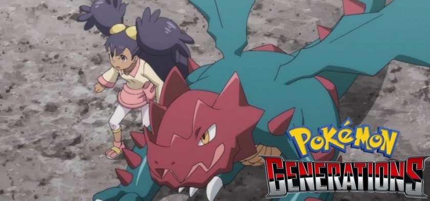 Pokemon Generations - Episódio 13 - The Uprising