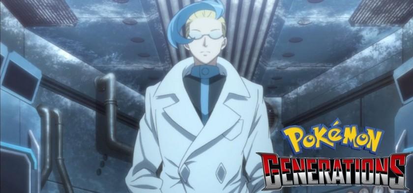 Pokemon Generations - Episódio 14 - The Frozen World