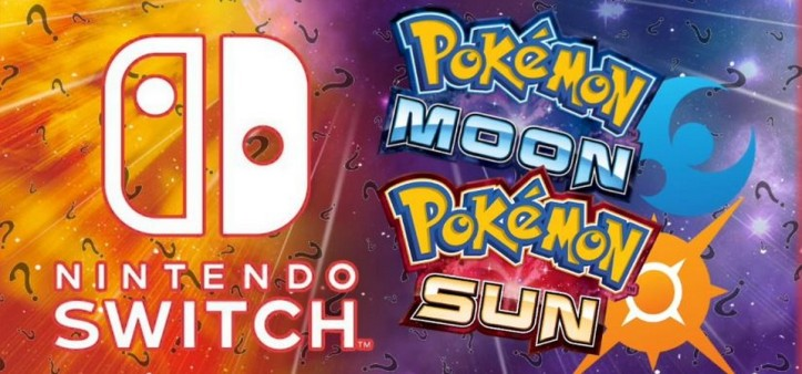 Pokemon Sun and Moon será lançado para Nintendo Switch como Pokemon Stars