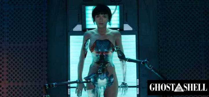 Vigilante do Amanhã - Ghost in the Shell - Trailer Oficial
