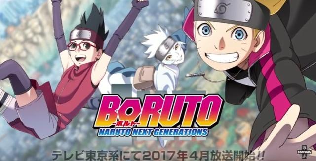 Boruto - Naruto Next Generations (2017)