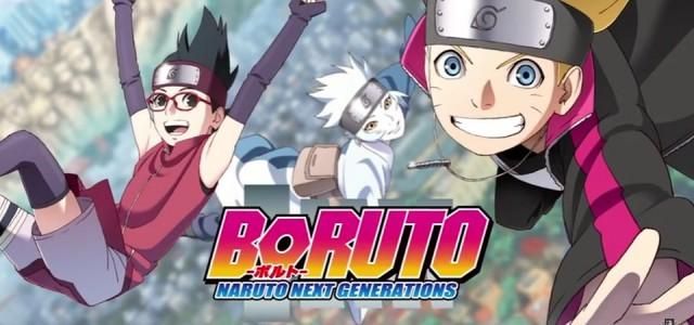Boruto - Naruto Next Generations - Anunciado anime do Boruto para 2017