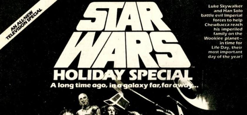 Cinenada - Star Wars - Holiday Special (1978)