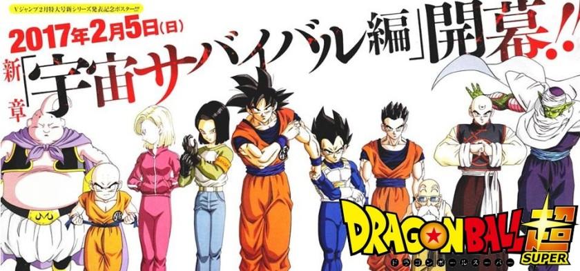 Dragon Ball Super - Texto Traduzido do Teaser do Arco Sobrevivência do Universo