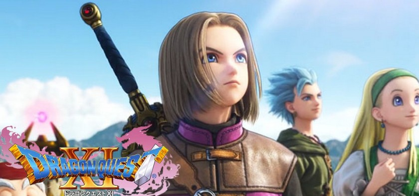 Dragon Quest XI - Square Enix libera abertura e gameplay durante evento