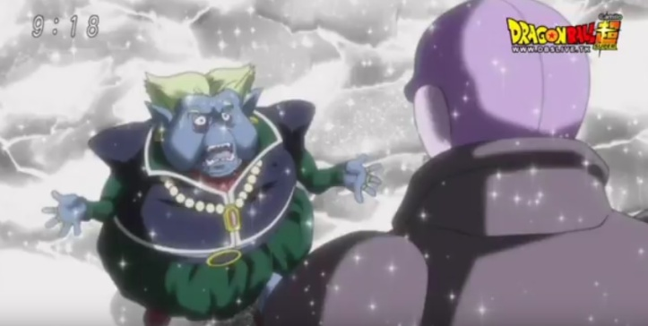 Hitto assassina alienígena (Dragon Ball Super - Episódio 71)