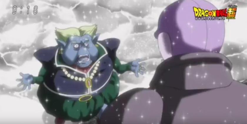 Hitto assassina alienígena (Dragon Ball Super - Episódio 71)