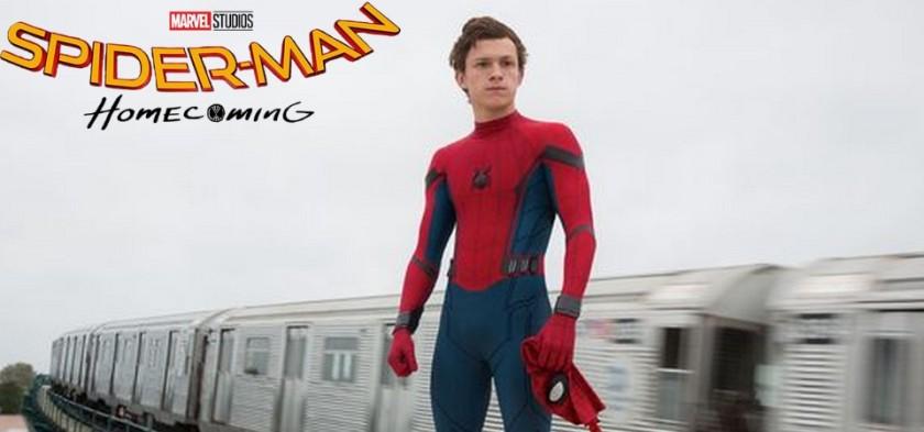 Homem-Aranha - De Volta ao Lar - Trailer Oficial