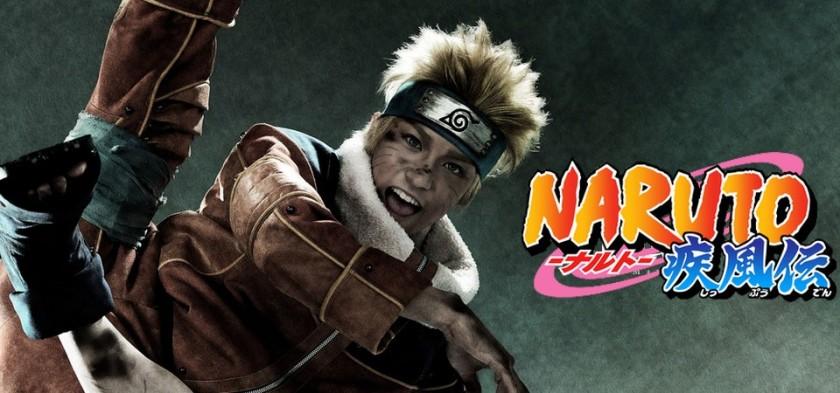 Masashi Kishimoto anuncia filme live action americano de Naruto