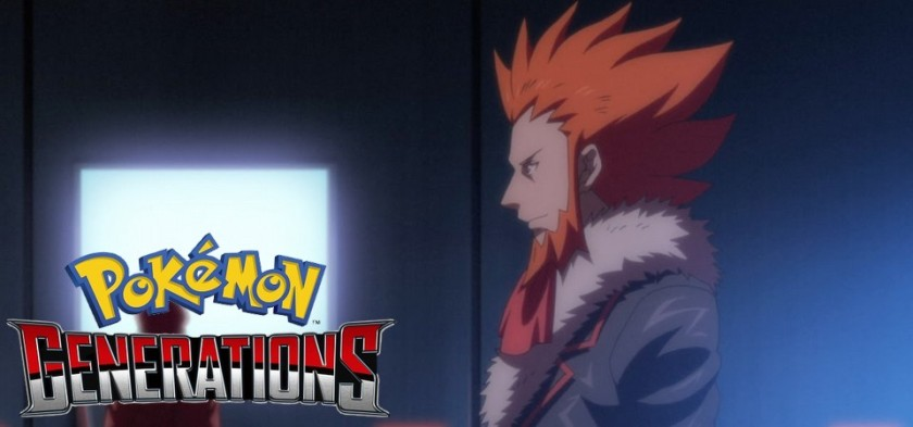Pokemon Generations - Episódio 16 - The Beaty Eternal
