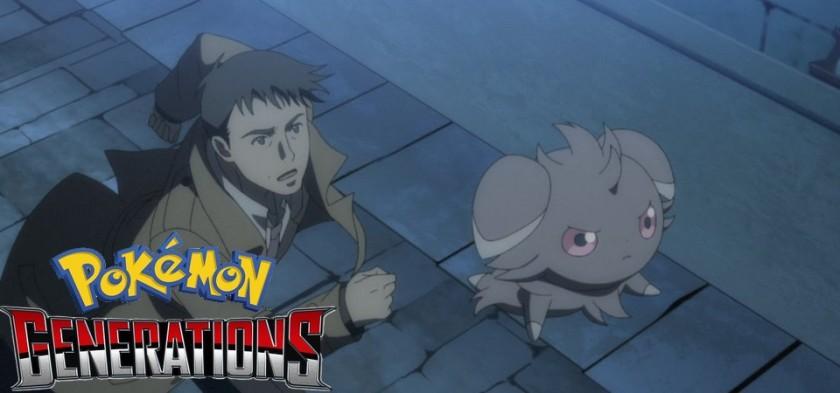 Pokemon Gerações - Episódio 17 - A Investigação