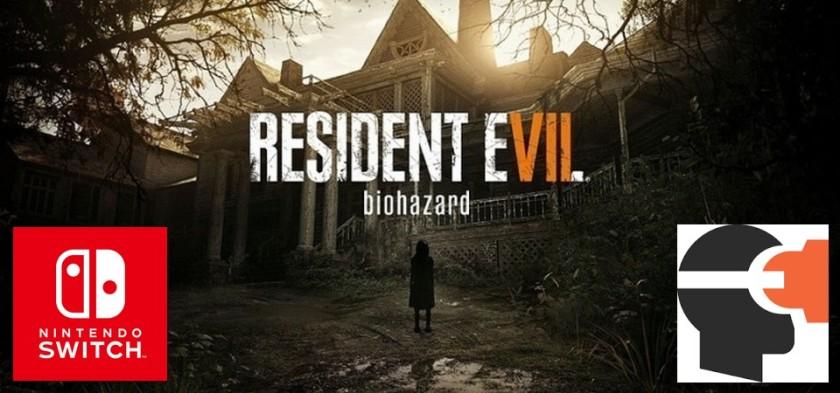 Resident Evil VII será lançado no Nintendo Switch com suporte a VR, segundo OBE1plays