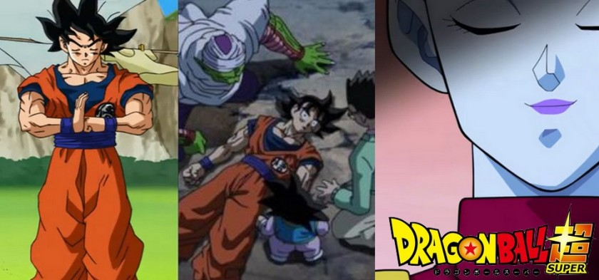 Teoria - Assassinato do Goku é um trainemto para o Universe Survival em Dragon Ball Super