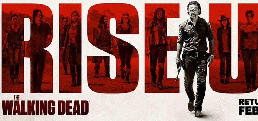 The Walking Dead - Sétima Temporada - Rise Up