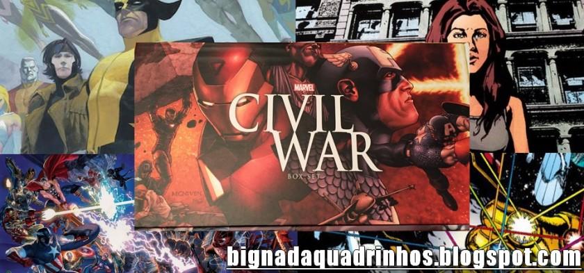TOP 5 - Quadrinhos mais lidos do BignadaQuadrinhos em 2016