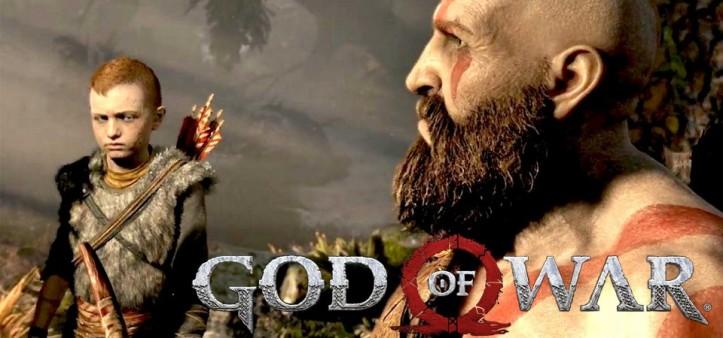 Atreus é o nome do filho de Kratos em God of War