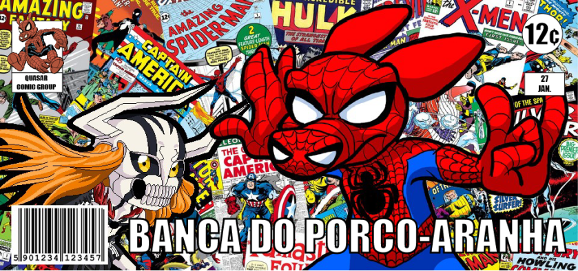 Banca do Porco-Aranha 2017