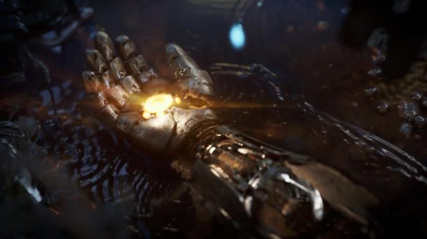 Braço do Homem de Ferro (Vingadores da Square Enix)
