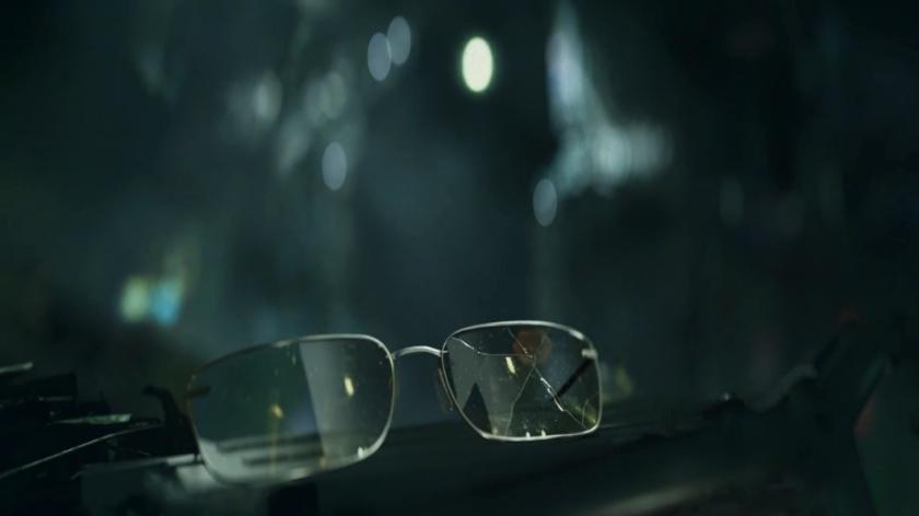 Óculos do Bruce Banner (Vingadores da Square Enix)